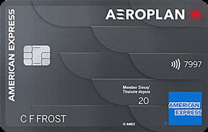 加国信用卡 – 美国运通 Amex Aeroplan Card 介绍,开卡奖励4万分+buddy pass