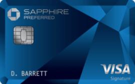 美国信用卡 – 摩根大通银行 Chase Sapphire Preferred Card 介绍,6万分新开卡礼