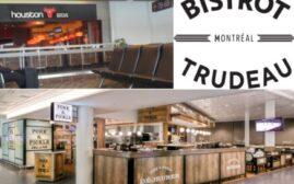 蒙特利尔机场的 Priority Pass 餐厅 - BISTROT MONTREAL-TRUDEAU,PORK & PICKLE 和 HOUSTON AVENUE BAR & GRILL