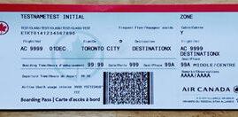 经验分享 - 这次加国东部之旅的Aeroplan兑换机票