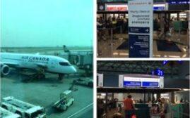 飞行体验 – 加航商务舱,台北-温哥华,商务舱的设施,豪经舱的服务
