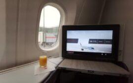 飞行体验 – 加拿大航空Air Canada(AC)商务舱,温哥华-纽瓦克