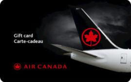 2021年2月14日前,加航礼卡5x Aeroplan优惠