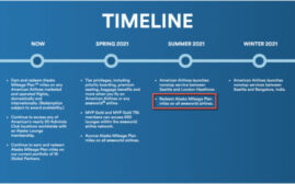 【官宣】阿拉斯加航空将于2021年3月31日正式加入寰宇一家,但兑换里程机票要等于2021年夏季才开始