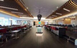 机场贵宾室体验 – 纽约肯尼迪机场(JFK)美国航空American Airlines Flagship Lounge Terminal 8
