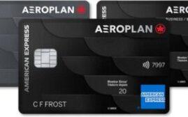 快讯 - 加拿大Amex 3张新的Aeroplan联名卡开放申请了