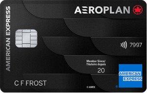 加国信用卡 – 美国运通 Amex Aeroplan Business Reserve Card 介绍,更新开卡奖励9万分+buddy pass