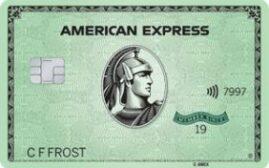 美国信用卡 – 新版American Express Green Card介绍,5万分开卡奖励(历史最高)