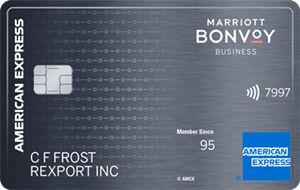 美国信用卡 - American Express Marriott Bonvoy Business信用卡介绍,10万分开卡奖励+$150 帐单回扣
