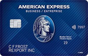 Amex美国运通的Business Edge商业卡介绍,6.7万MR开卡奖励