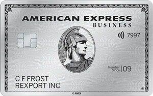 加国信用卡 - 美国运通Amex商业白金卡介绍,10万分开卡礼