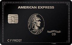 美国运通黑卡(Centurion Card )现在可以申请开卡邀请