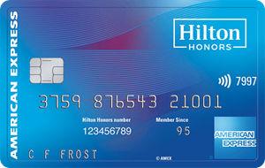 美国信用卡 - AmEx Hilton Honors 信用卡介绍,10 万分开卡奖励 + $100(历史最高)
