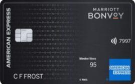 美国信用卡 - American Express Marriott Bonvoy Brilliant信用卡介绍,12.5万分开卡奖励+免费一年万豪白金卡