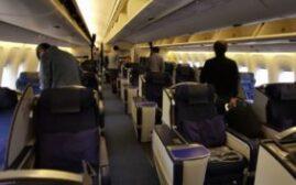 飞行体验 – 全日空ANA(NH)商务舱,广州-东京
