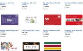 如何用Asia Miles兑换礼品卡(Gift Card),苹果(Apple)等电子产品