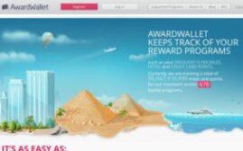 常用工具 - AwardWallet,追踪手头里程积分帐户的利器