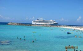 巴哈马海岛游记 - 邮轮带我们去看海