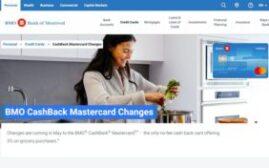 2021年5月5日起,加拿大满地可银行 BMO Rewards 和几张信用卡温暖升级