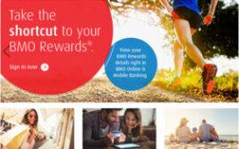 加拿大满地可银行BMO Rewards介绍,BMO Rewards的价值估算和使用建议