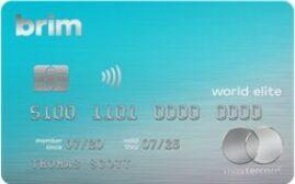 加国信用卡 - Brim World Elite Mastercard介绍,中档信用卡保险之王