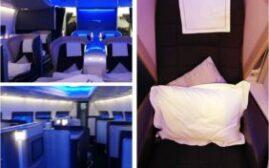飞行体验 - 英航British Airways(BA)头等舱,温哥华-伦敦,一流的服务、二流的硬件、三流的餐饮