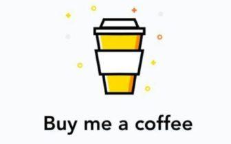 给我和其它网站作者买一杯咖啡