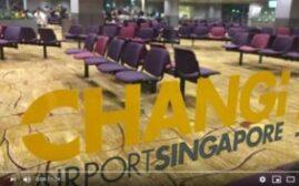 亡美網鴻看世界 - 樟宜機場第四航廈