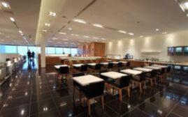机场贵宾室体验 – 巴黎戴高乐国际机场国泰头等商务舱贵宾室