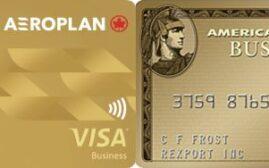 申卡指南 - CIBC Aerogold 商业卡对比 Amex 商业金的比较,那张卡更值得申请