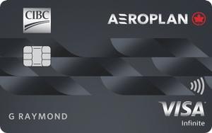 加国信用卡 - 帝国商业银行CIBC Aeroplan Visa Infinite Card介绍,2万Aeroplan新开卡奖励+FYF
