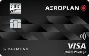 加国信用卡 - 加拿大帝国商业银行CIBC Aerogold Visa Infinite Privilege Card介绍 - 最高7.5万Aeroplan开卡奖励