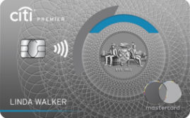 美国信用卡 - Citi美国花旗银行Premier个人卡介绍