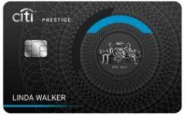美国信用卡 - Citi美国花旗银行Prestige个人卡介绍