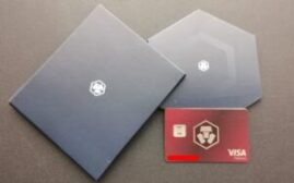 申卡经验 - Crypto.com Rewards 2021 Visa Ruby Steel,2%消费回报+免费Spotify+金属卡