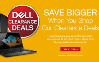 如何在Dell Refurbished网站选择和购买翻新电脑,2021年5月24日前全场24%优惠Dell Hot Deals