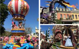 奥兰多迪士尼世界 – 魔法王国Magic Kingdom,三座大山和迪士尼花车巡游
