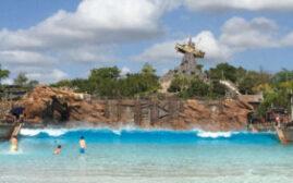 奥兰多迪士尼世界 - 台风礁湖水上乐园 Typhoon Lagoon Water Park