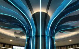 旅程体验 - 极具拉维风的台北机场的长荣贵宾候机室