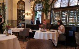 环球游记 – 法国巴黎的Les Climates,平价的米其林一星+红酒迷的天堂