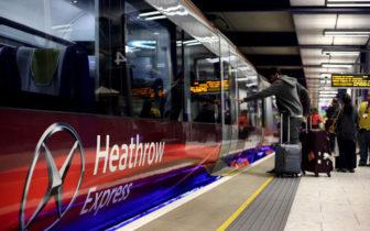 希斯羅機場快線(Heathrow Express),往返希斯羅機場和倫敦市區之間的最佳交通方式