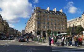酒店体验 – 巴黎希尔顿酒店Hilton Paris Opera