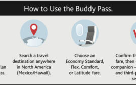 里程入门 - 新加航的伴飞票 Air Canada Buddy Pass 全面解释