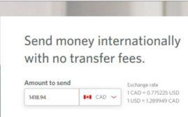 加拿大银行如何电汇入金微牛,额外再赚取$75