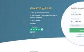 CurrencyFair,一个收费低廉,方便快速安全的跨境转钱网站,£50新注册用户奖励