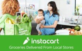 instacart.ca的送货上门服务介绍,大统华,Costco,和Superstore等合作,新注册用户优惠