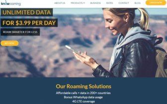 KnowRoaming Global Roaming SIM Review, 30% Discount Online Order