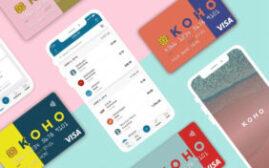 加国信用卡 - KOHO Prepaid Visa(预付扣帐卡)介绍