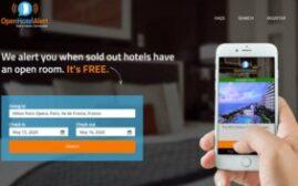 如何使用OpenHotelAlert这个免费网站自动检查酒店的积分房