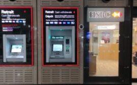 测试报告 - 在巴黎测试使用加拿大汇丰的HSBC Premier Chequing Account免手续费异地取现